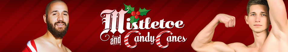 Mistletoe and Candy Canes Discount